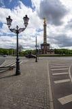 победа колонки berlin Стоковая Фотография