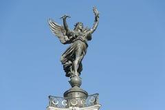 победа статуи girondins Франции Бордо Стоковое Изображение RF