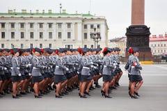 победа сыгровки парада дня Стоковые Фото