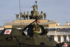 победа сыгровки парада дня Стоковые Фотографии RF