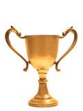 победа чашки Стоковое Фото