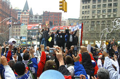 победа 2 парадов Стоковая Фотография RF