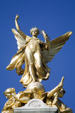 победа london наземного ориентира Стоковые Фото