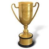 победитель трофея s бесплатная иллюстрация