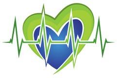 побейте сердце Стоковое Изображение RF