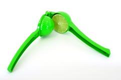 побелите squeezer известью Стоковая Фотография RF