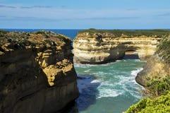 Побережье 12 апостолов, Австралия Стоковые Изображения RF