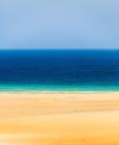 Побережье Атлантического океана Стоковые Фото
