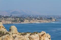 Побережье Калифорнии стоковые изображения rf