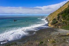 Побережье Калифорнии Стоковые Изображения
