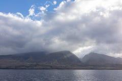 Побережье Мауи Стоковые Изображения RF