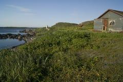 Побережье Ньюфаундленда Стоковые Изображения