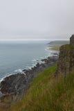 Побережье Северного моря Стоковое Фото