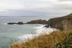 Побережье Северной Ирландии Стоковое Изображение RF