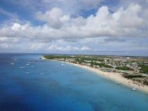 Побережье турков & Caicos Стоковые Изображения RF