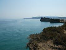 Побережье ‹â€ ‹â€ моря Стоковое фото RF