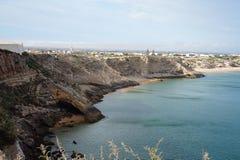 Побережье ‹Португалии †‹â€ стоковые изображения