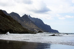 Побережье Altantic Стоковые Изображения