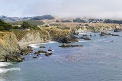 Побережье Bodega Стоковые Изображения RF