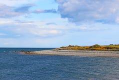 Побережье Galloway, Шотландии Стоковая Фотография RF