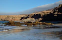 Побережье Jandia, Канарских островов Стоковое фото RF