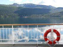 Побережье Norvegian Стоковые Фото