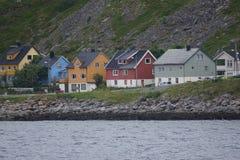 Побережье Norvegian Стоковая Фотография RF