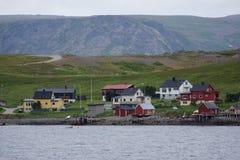 Побережье Norvegian Стоковое Фото