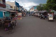 Побережье singaraja стоковое изображение