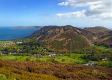 Побережье Welsh Стоковые Фотографии RF