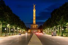 победа Германии колонки berlin Стоковое Изображение