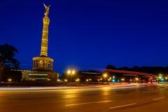 победа Германии колонки berlin Стоковые Фотографии RF