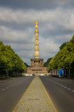 победа колонки berlin Стоковые Изображения RF
