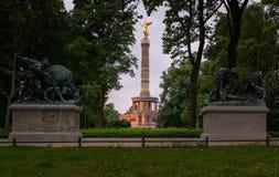 победа колонки berlin Стоковые Фото
