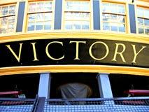 победа Стоковое Изображение