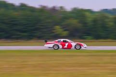 Победитель гоночной машины одно Стоковое Фото