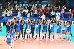 победитель Италии Стоковая Фотография