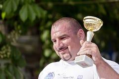 Победитель Ervin Katona Стоковые Фотографии RF