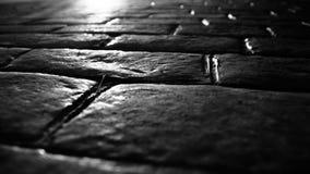Побитый путь Стоковые Фотографии RF