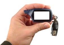побрякушка remote радио дисплея Стоковые Изображения RF