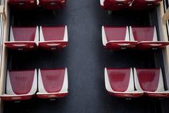 повезите верхушку на автобусе двойника decker палубы Стоковое Изображение RF