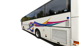 повезите путешествие на автобусе Стоковое Фото