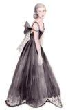 повелительница вечера платья Стоковые Фото