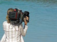 повелительница камеры Стоковые Фотографии RF