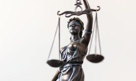 Повелительница Правосудие стоковое фото rf