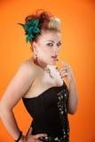 повелительница сексуальная Стоковая Фотография RF