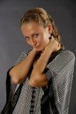 повелительница серьезная Стоковая Фотография RF