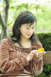 повелительница цветка Стоковое Изображение