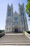 повелительница церков наша Стоковое Фото