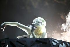 повелительница cologne gaga пея Стоковые Фото